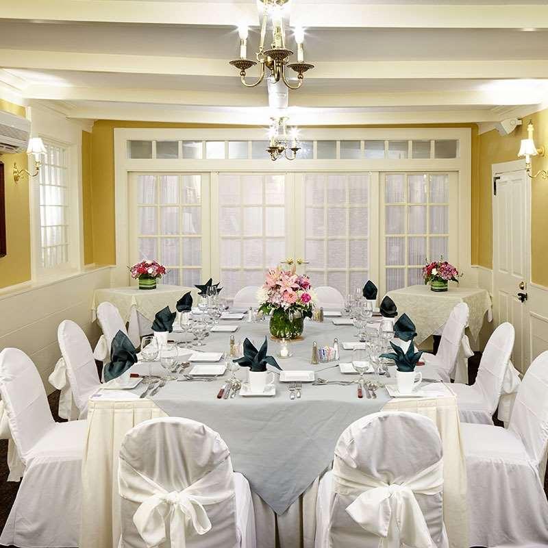 Meeting Facilities - Colonial Inn Concord