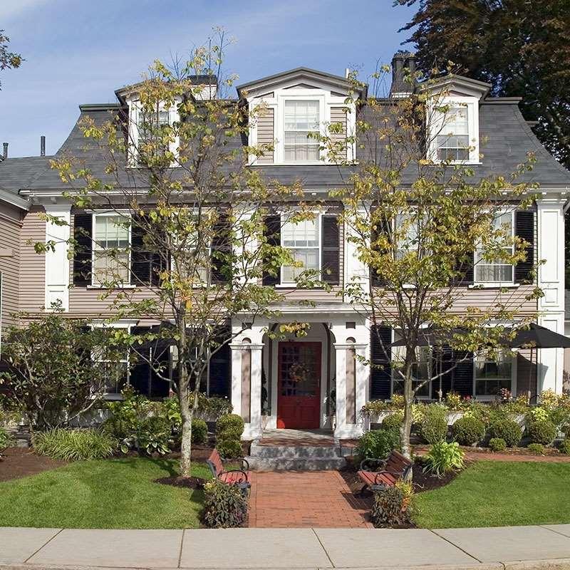 Exterior view - Colonial Inn Concord