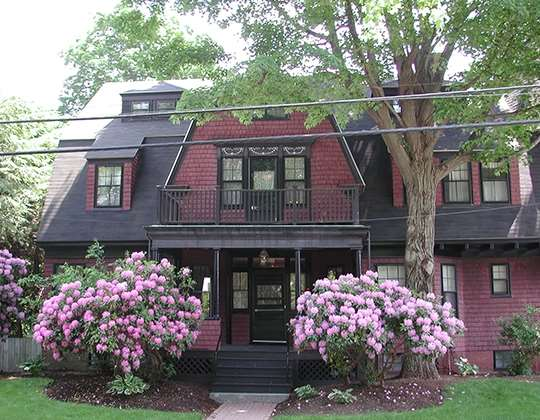 Room - Colonial Inn Concord