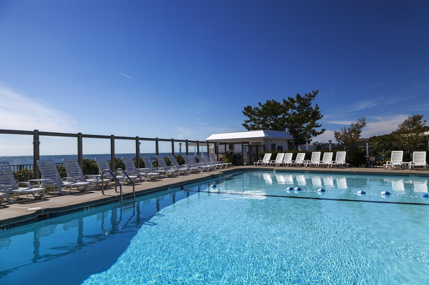 Pool - Blue Water on the Ocean Resort South Yarmouth