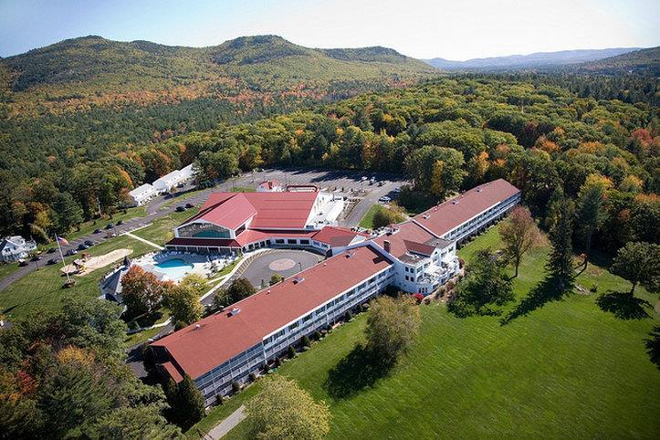Exterior view - Red Jacket Mountain View Resort North Conway