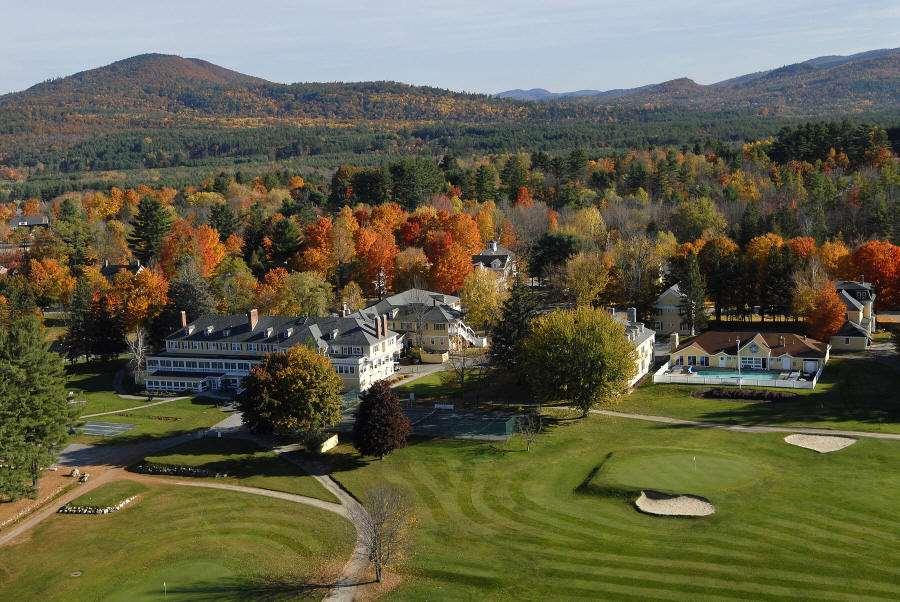 Exterior view - Bethel Inn & Country Club