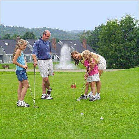 Golf - Stoweflake Mountain Resort & Spa Stowe