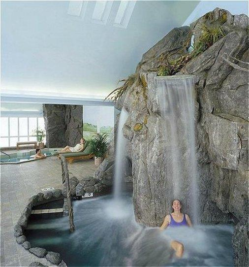 Spa - Stoweflake Mountain Resort & Spa Stowe