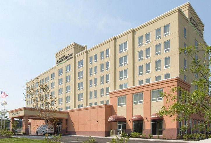 Exterior view - Hotel Executive Suites Carteret