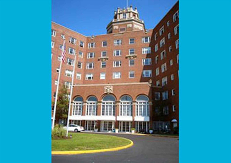 Exterior view - Berkeley Oceanfront Hotel Asbury Park