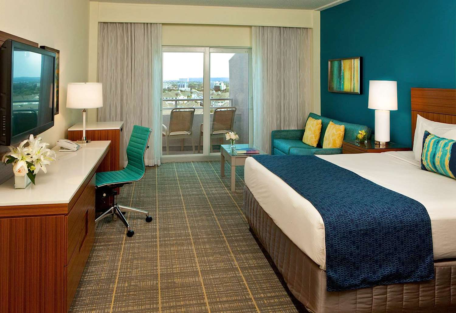 Room - Ocean Place Resort and Spa Long Branch
