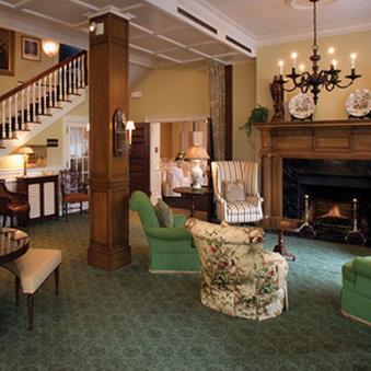 Lobby - Bernards Inn Bernardsville