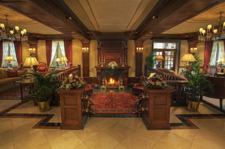 Lobby - Madison Hotel Morristown