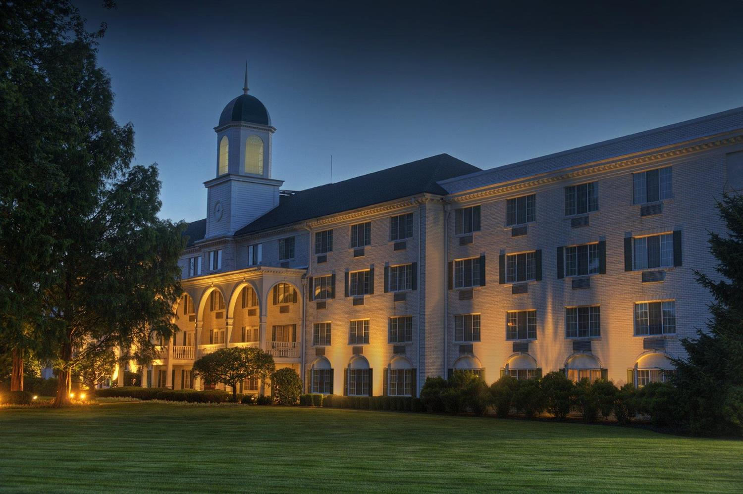 Exterior view - Madison Hotel Morristown