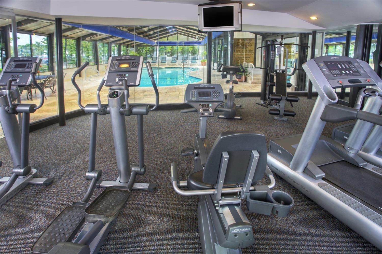 Fitness/ Exercise Room - Madison Hotel Morristown