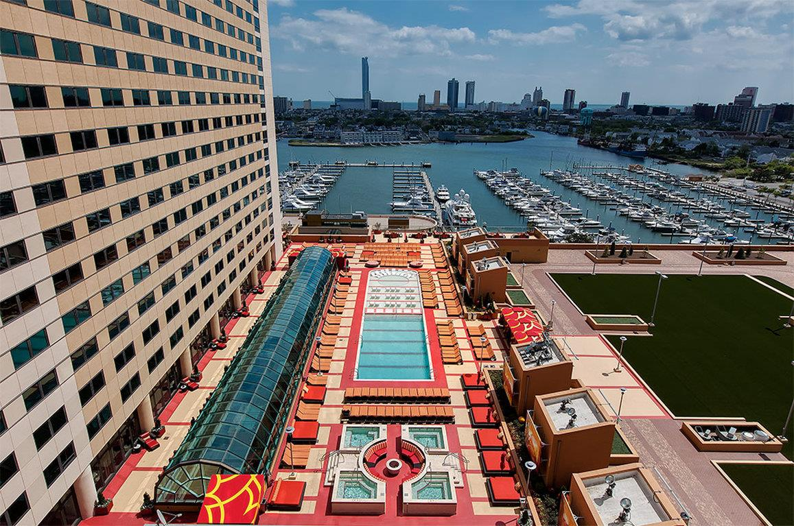 Pool - Golden Nugget Hotel & Casino Atlantic City