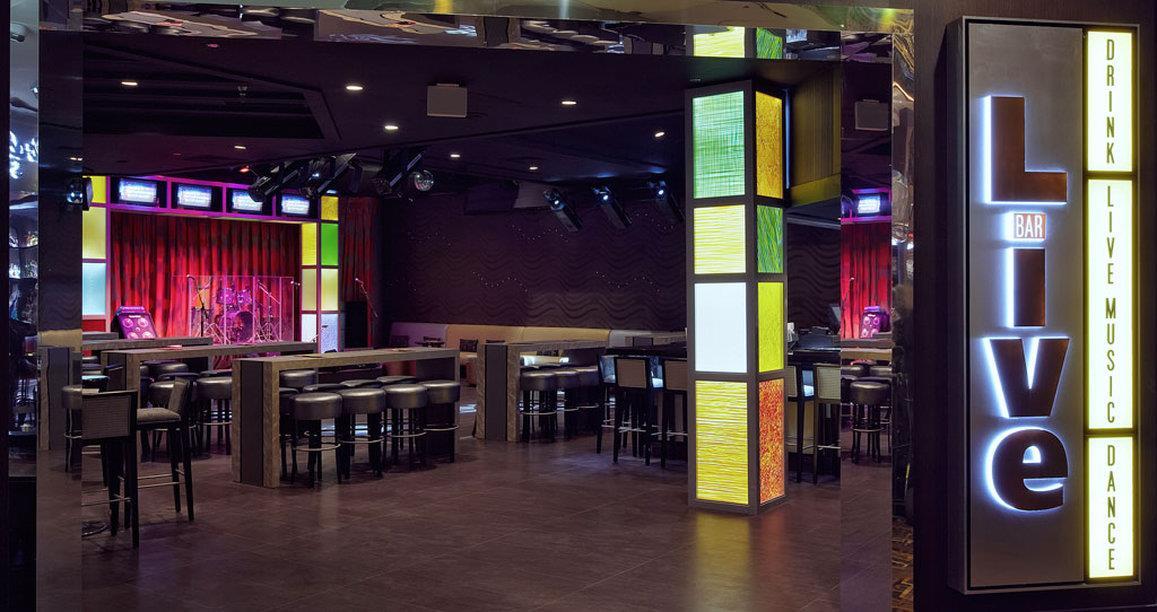 Bar - Golden Nugget Hotel & Casino Atlantic City