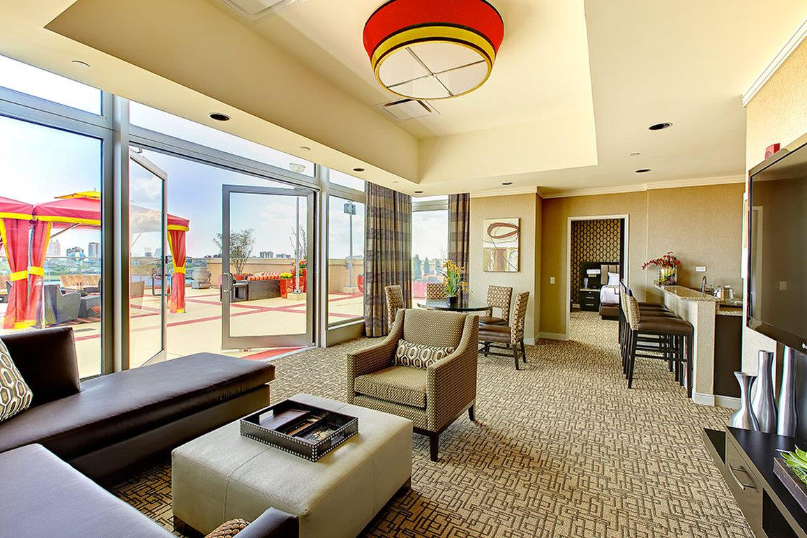 Suite - Golden Nugget Hotel & Casino Atlantic City