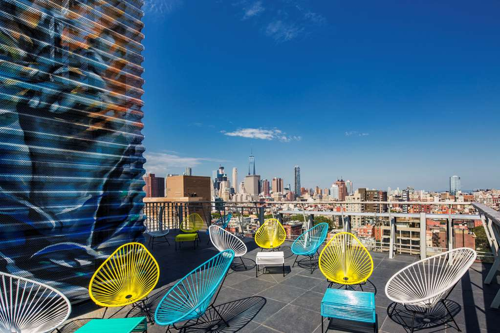 Penthouse rooftop