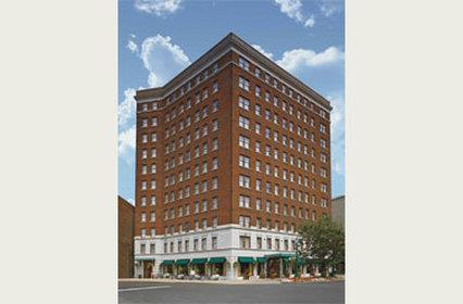 Exterior view - Jefferson Clinton Hotel Syracuse