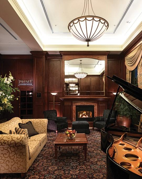 Lobby - Magnolia Hotel & Spa Victoria