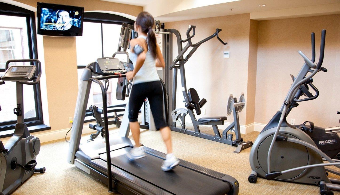 Fitness/ Exercise Room - Magnolia Hotel & Spa Victoria