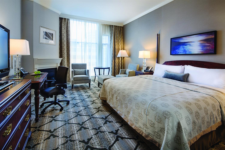 Room - Magnolia Hotel & Spa Victoria