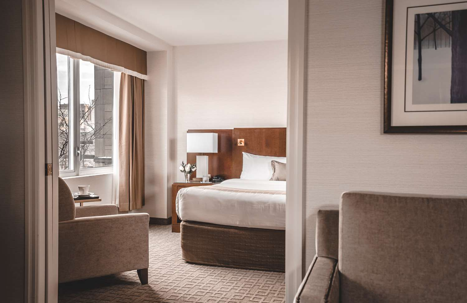 Suite - Lord Elgin Hotel Ottawa
