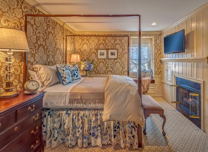 Room - Golden Plough Inn Lahaska