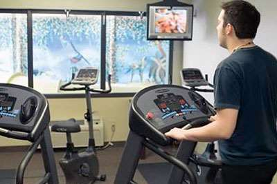 Fitness/ Exercise Room - Canad Inns Brandon