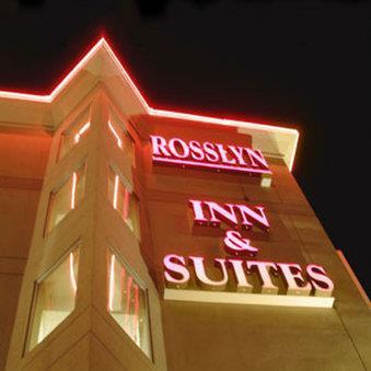 Exterior view - Rosslyn Inn & Suites Edmonton