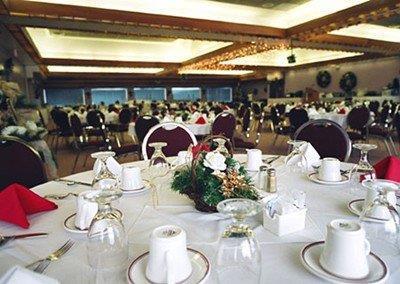 Ballroom - Slave Lake Inn & Conference Center