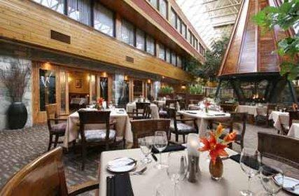 Restaurant - Sawridge Hotel Jasper