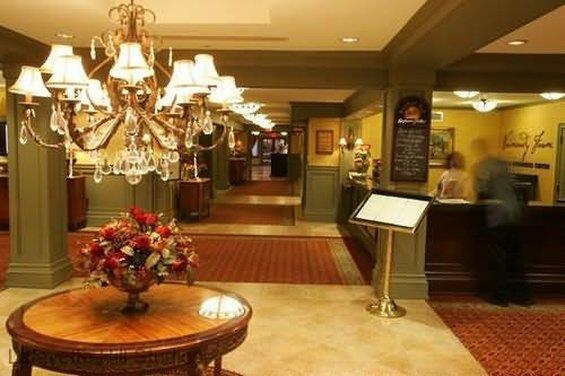Lobby - Normandy Farm Hotel & Conference Center Blue Bell