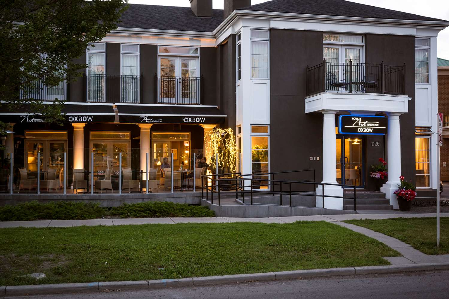 Exterior view - Hotel Arts Kensington Calgary