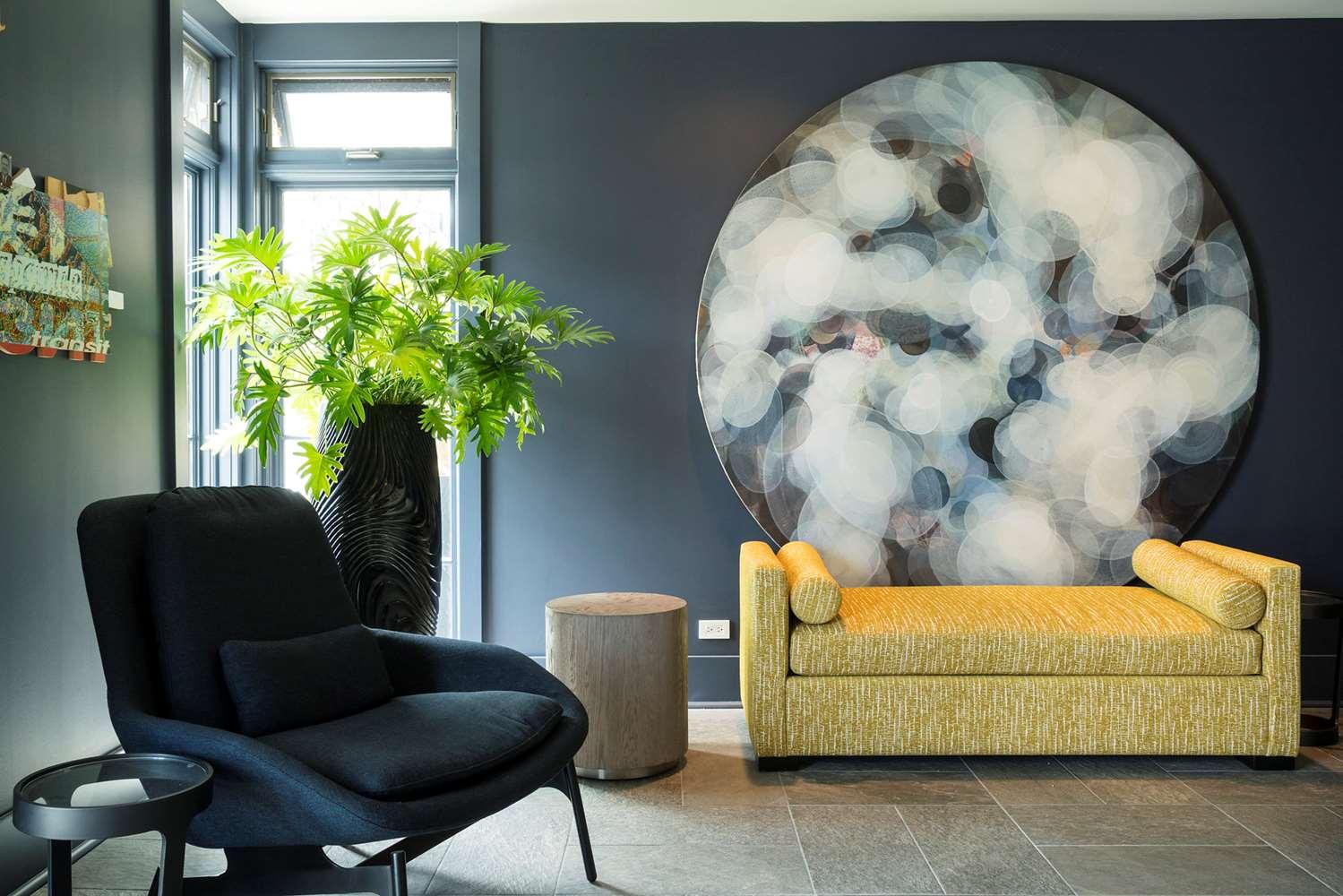 Lobby - Hotel Arts Kensington Calgary