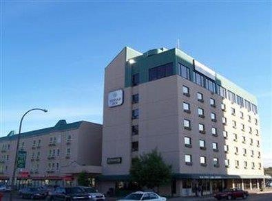 Exterior view - Nomad Hotel & Suites Fort McMurray