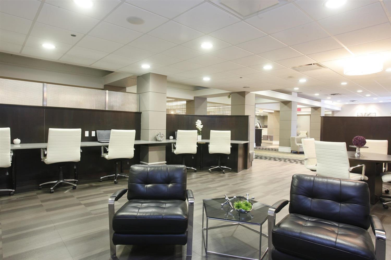 Conference Area - Pomeroy Hotel & Conference Centre Grande Prairie