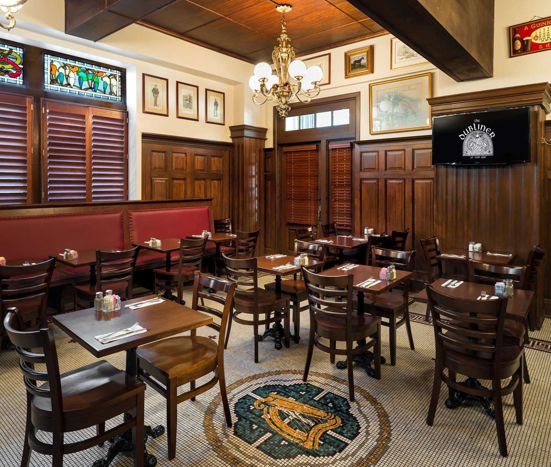 Restaurant - Phoenix Park Hotel DC