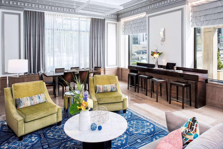 Lobby - Phoenix Park Hotel DC