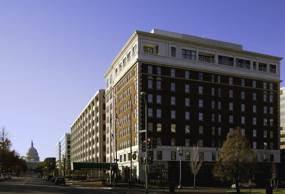 Exterior view - Phoenix Park Hotel DC