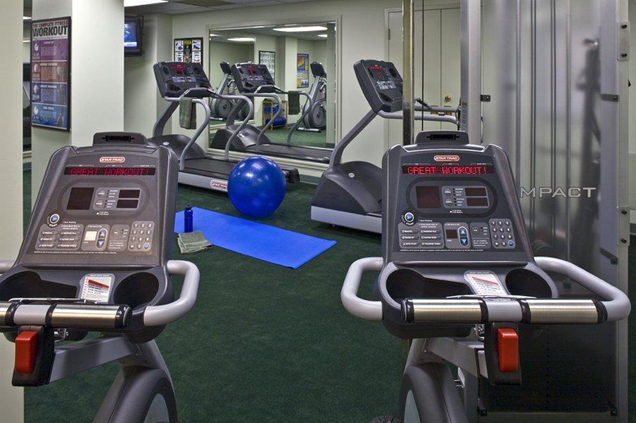 Fitness/ Exercise Room - Phoenix Park Hotel DC