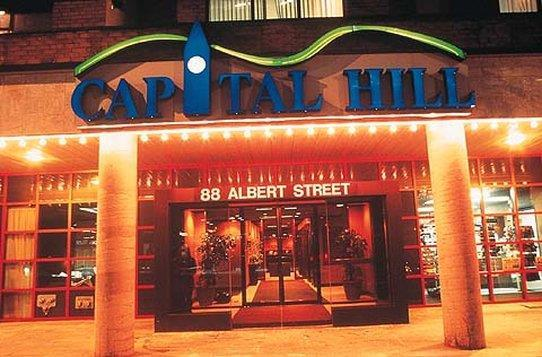 Exterior view - Capital Hill Hotel & Suites Ottawa