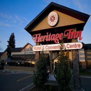 Exterior view - Heritage Inn Hotel & Convention Centre Brooks