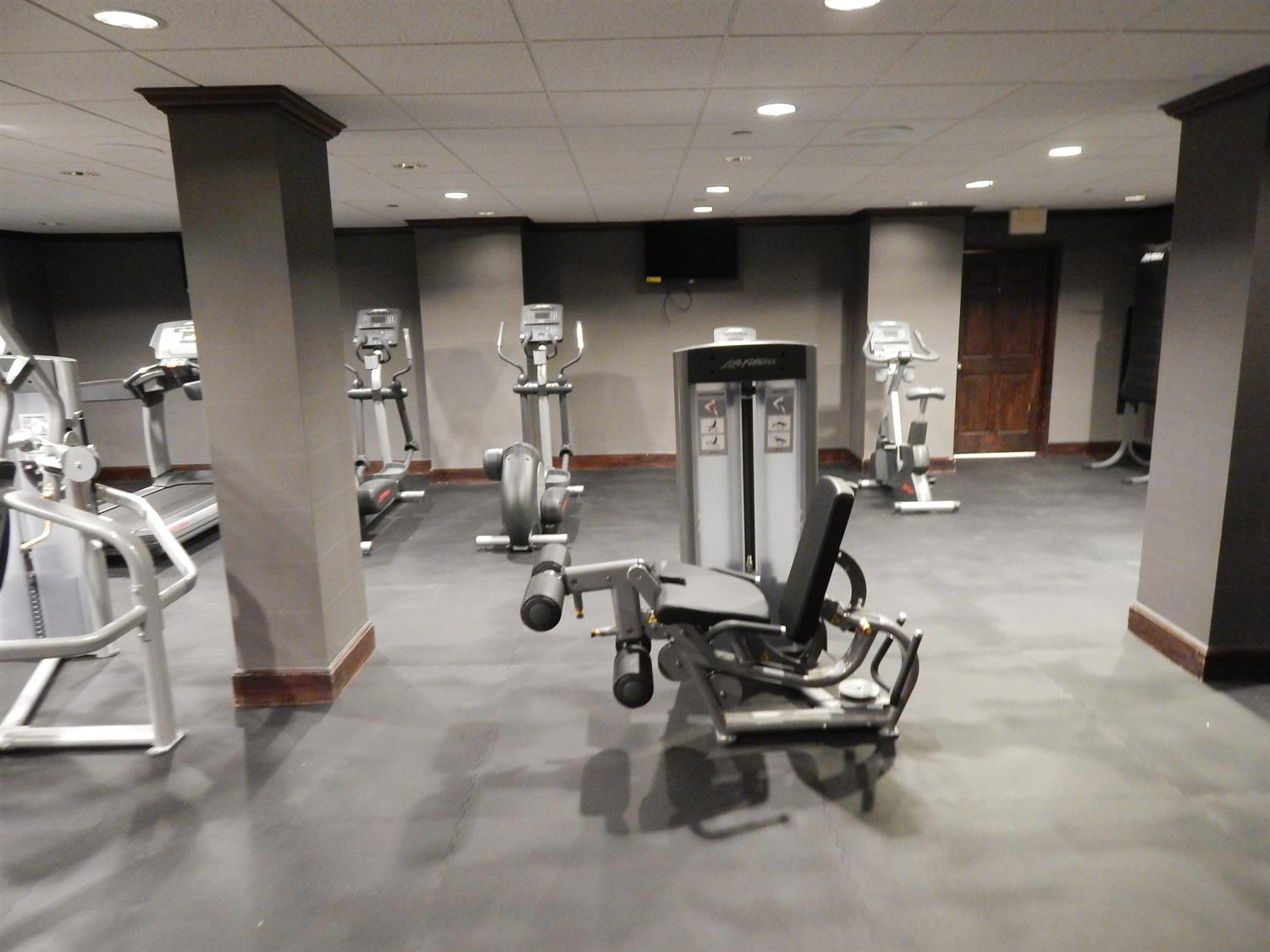 Fitness/ Exercise Room - Lord Baltimore Hotel
