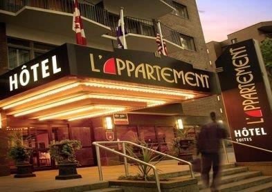 L'Appartement Hotel Montreal, QC - See Discounts