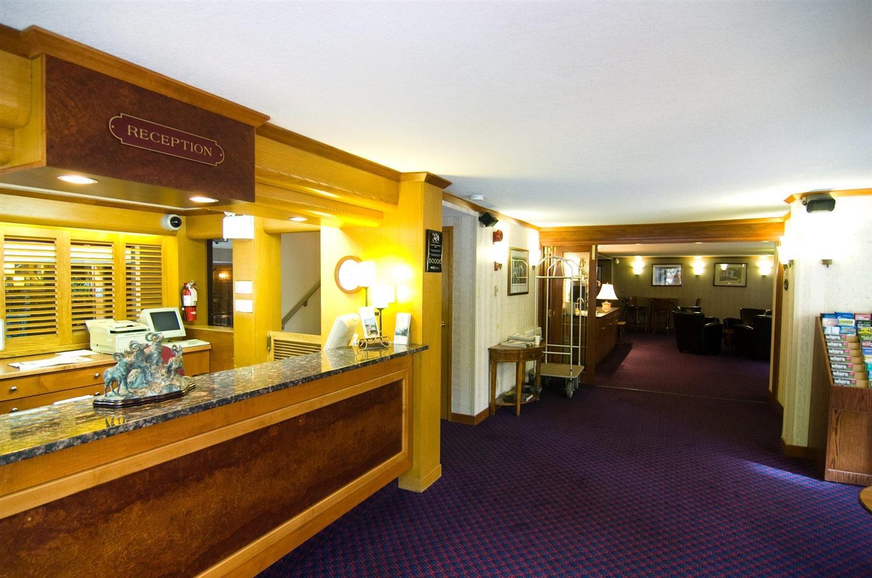 Lobby - Charlton Cedar Court Hotel Banff