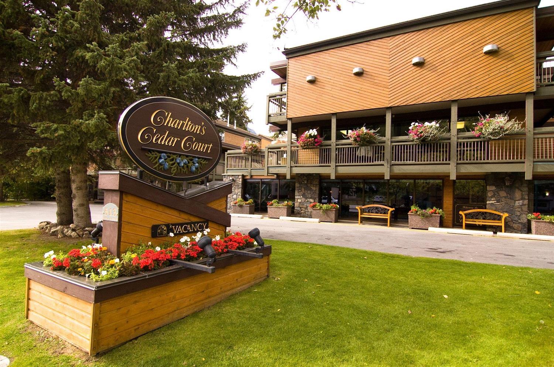 Exterior view - Charlton Cedar Court Hotel Banff