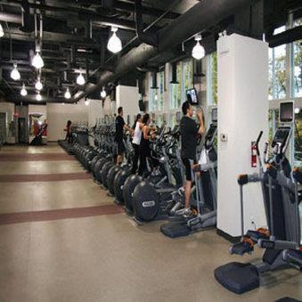 Fitness/ Exercise Room - St Regis Hotel Vancouver