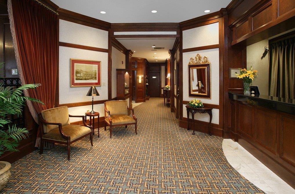 Lobby - Berkeley Hotel Richmond