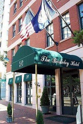 Exterior view - Berkeley Hotel Richmond