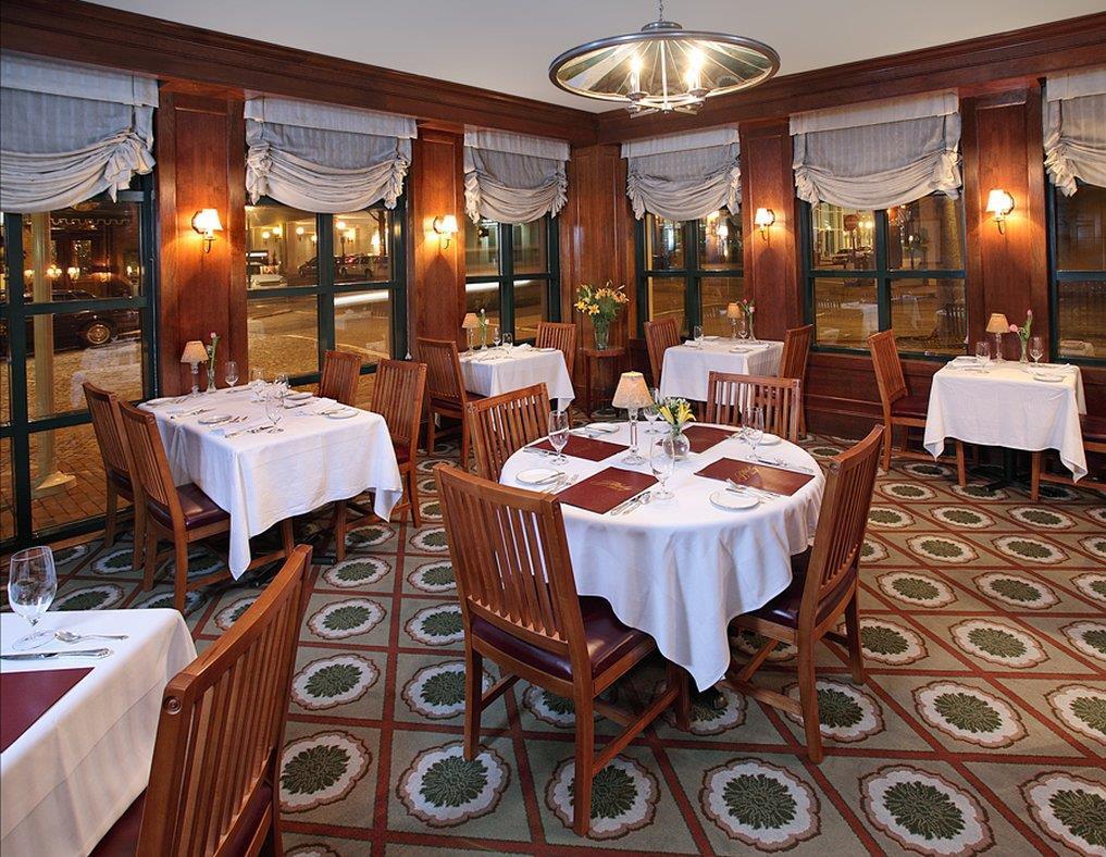 Restaurant - Berkeley Hotel Richmond