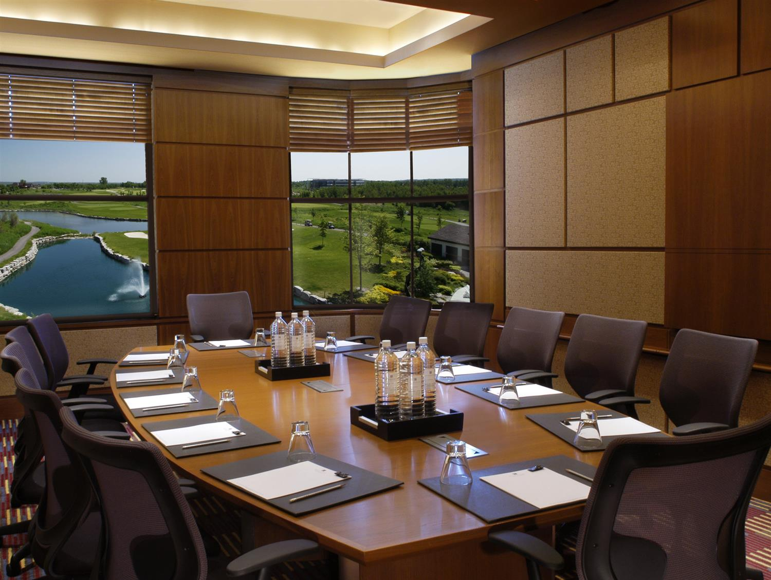Meeting Facilities - Brookstreet Hotel Ottawa