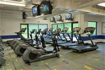 Fitness/ Exercise Room - Lakeview Golf Resort & Spa Morgantown